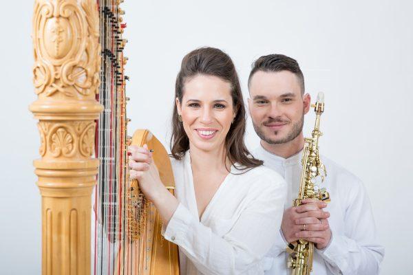 Jerusalem Duo - Copyright © Yifat Yogev